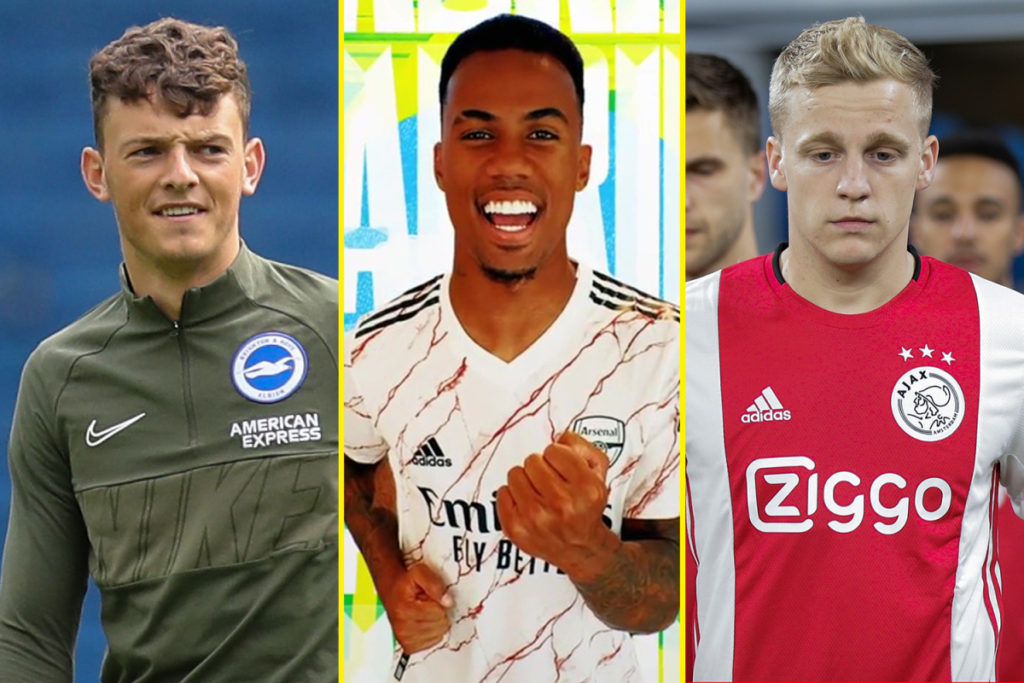Football Transfer News and rumours LIVE 2019-20